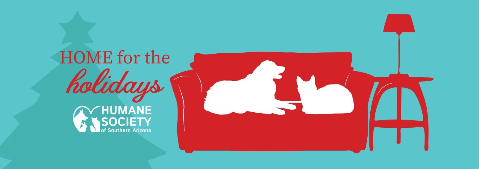 graphic - home for the holidays banner ad