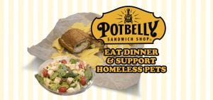 graphic - potbelly sandwhich shop banner ad