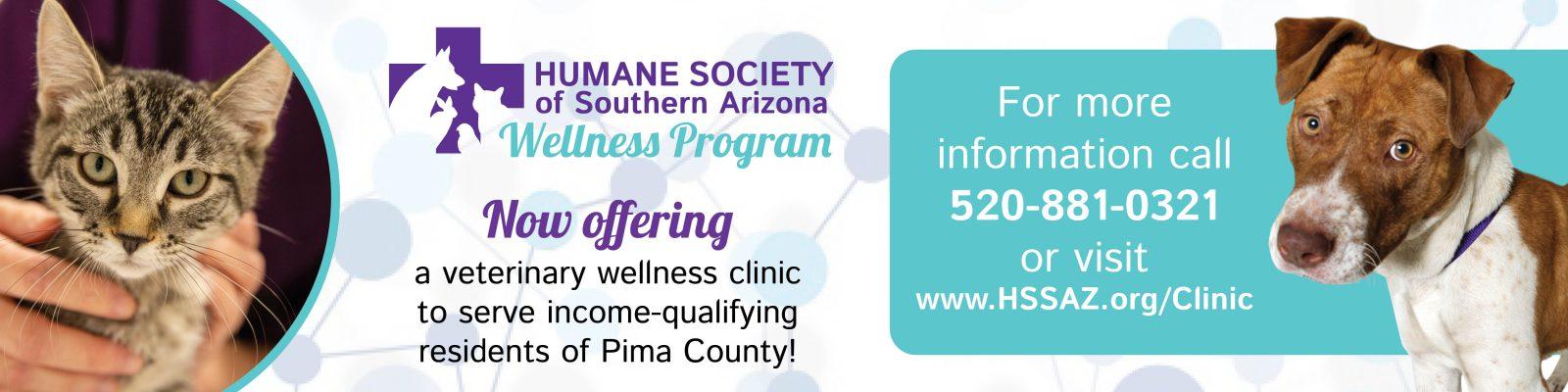 HSSA Wellness Clinic- email banner