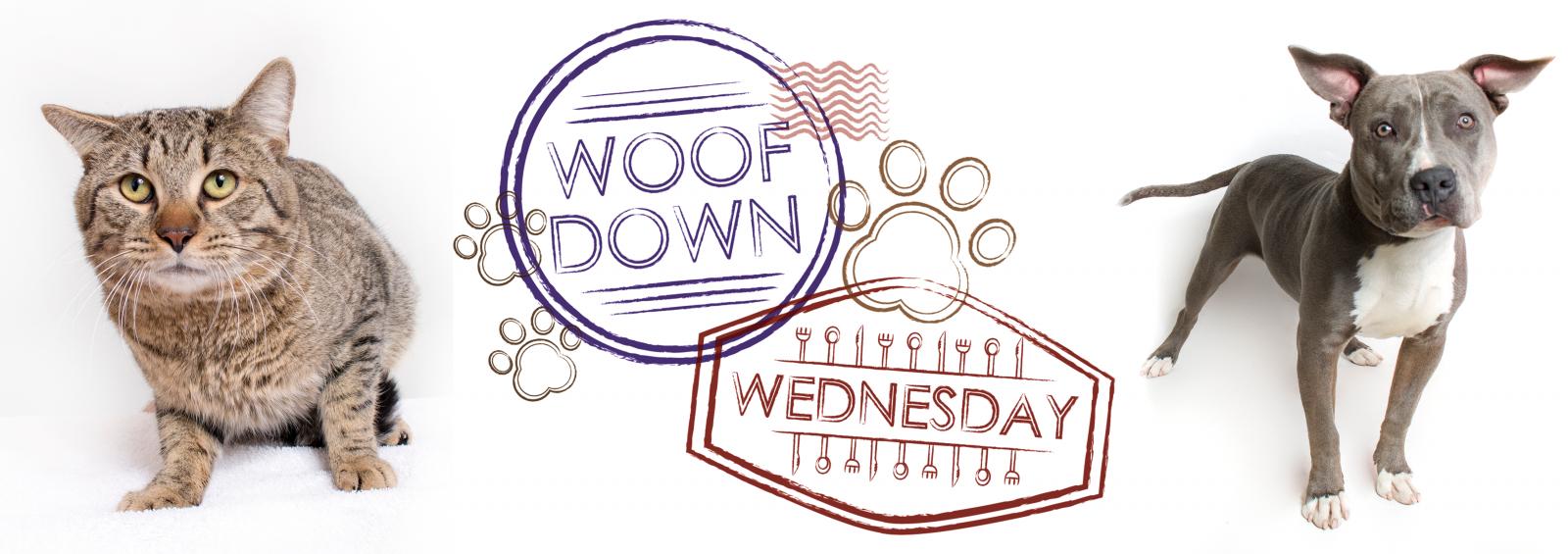 Woofdown Banner