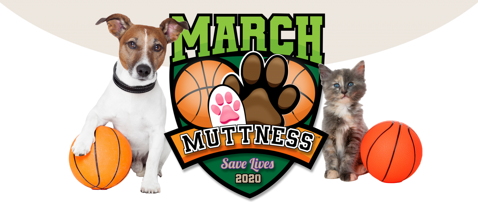 March Muttness header image