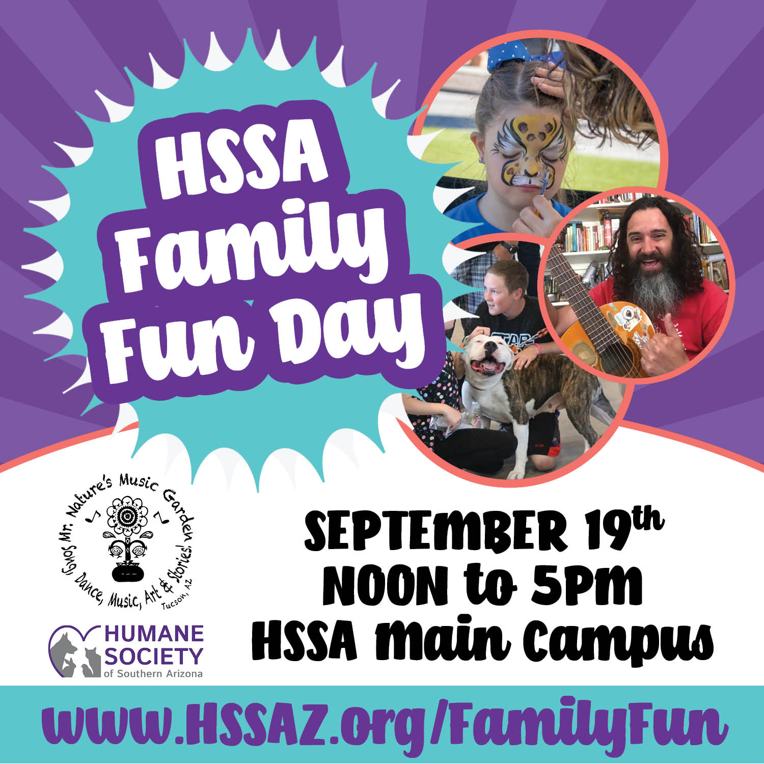Family Fun Day- Email Square