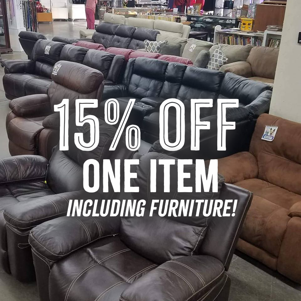15% off coupon graphic