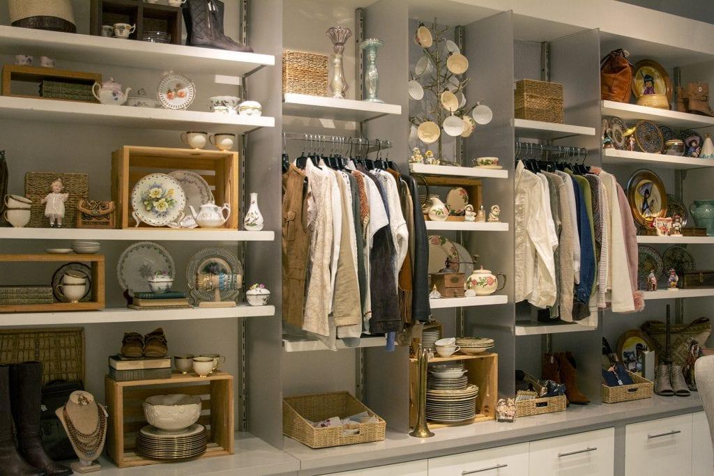 HSSA Thrift Store Pics 10 - Displays 6