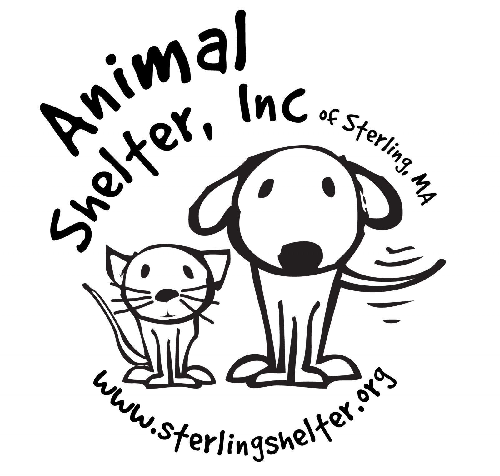Animal Shelter Inc Logo