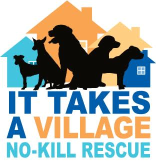 It Takes A Village Rescue Logo