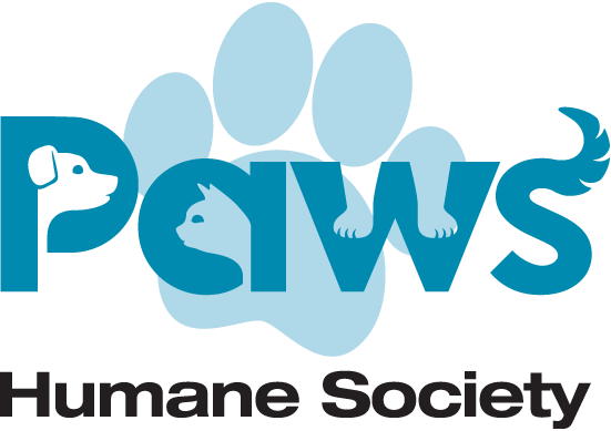 Paws Humane Society Logo