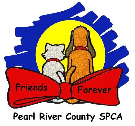 Pearl River County SPCA Logo