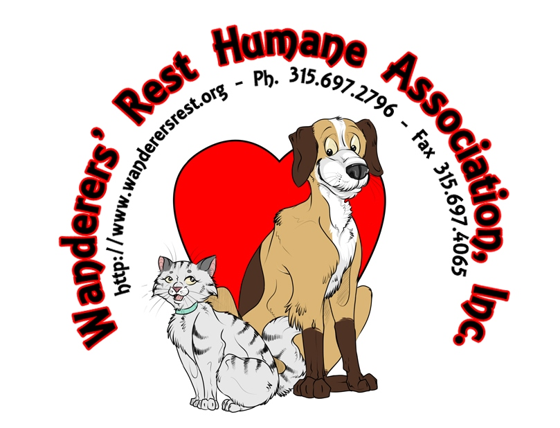 Wanderers' Rest Humane Association Logo
