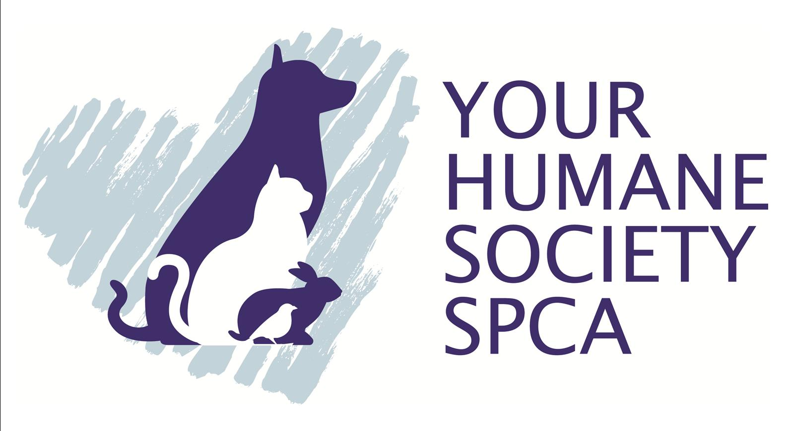YOUR Humane Society SPCA Logo