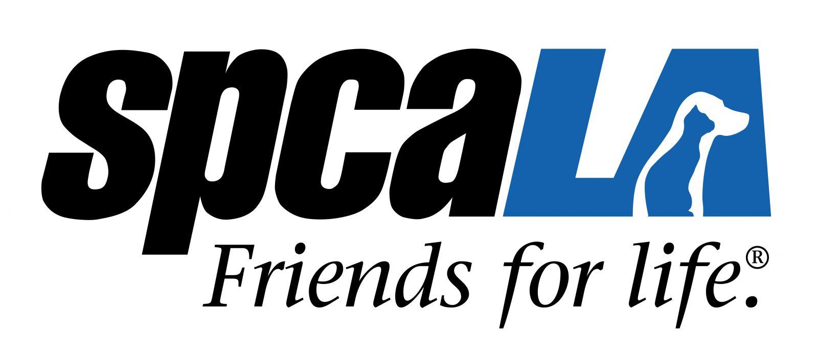 spcaLA Logo