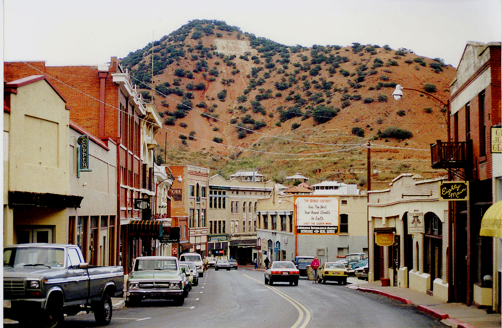 Bisbee,_Arizona_1990