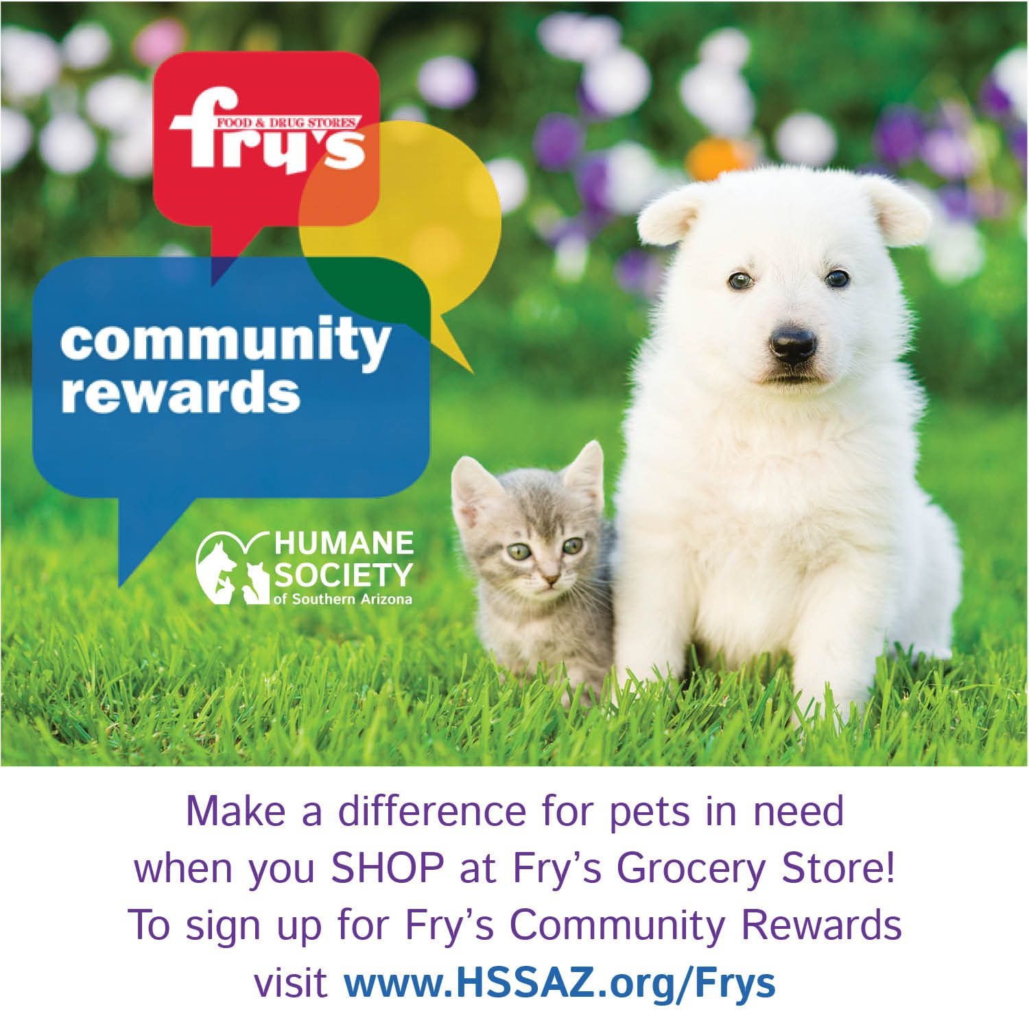 2020 Fry's Community Rewards- email square