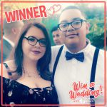 Win a Wedding WINNER
